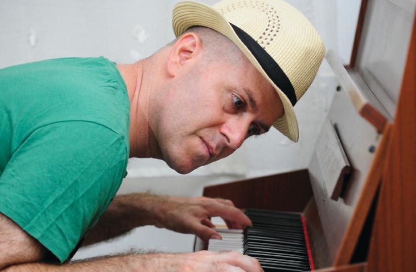 Musician Yaron Cohen (photo credit: RONEN KEDEM)