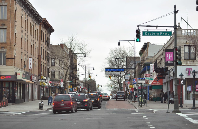 Crown Heights, Brooklyn (photo credit: PANORAMIO / WIKIMEDIA COMMONS)