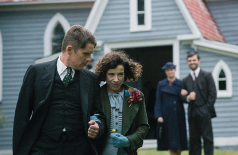 A scene from the film Maudie (photo credit: Courtesy)