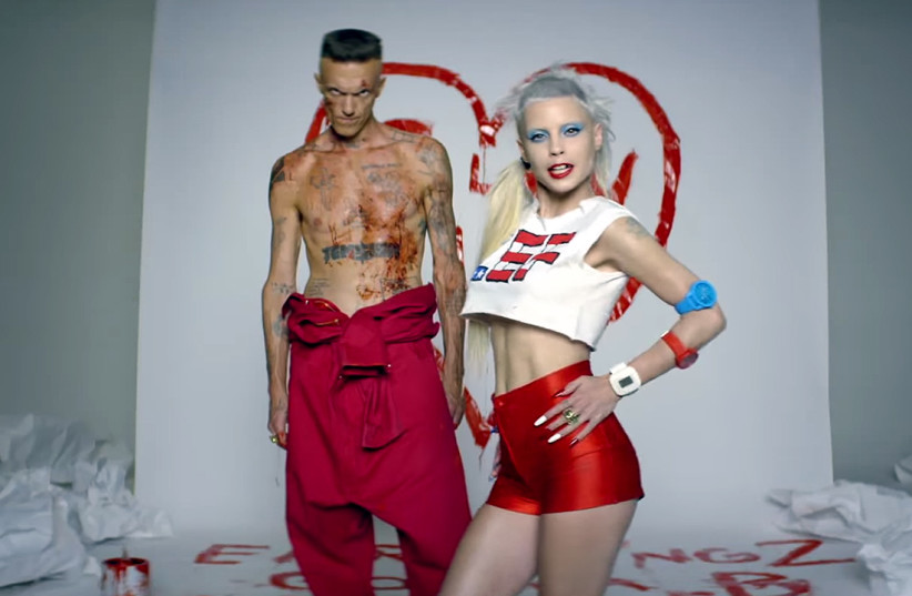 South Africa's Die Antwoord (photo credit: COURTESY PR)
