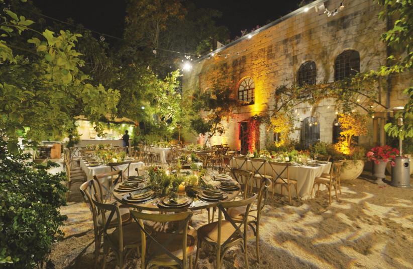 Alegra – a romantic stay in Ein Kerem (photo credit: AFIK GABAI)