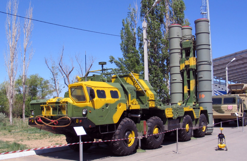 Why hasn't Syria used the S-300? - The Jerusalem Post