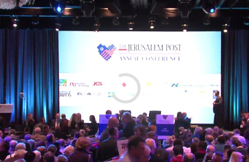 JPost Annual Conference 2018 (photo credit: screenshot)