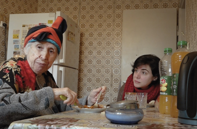 DOCAVIV: 'A Perfect Housewife' (photo credit: JANE BIBI)