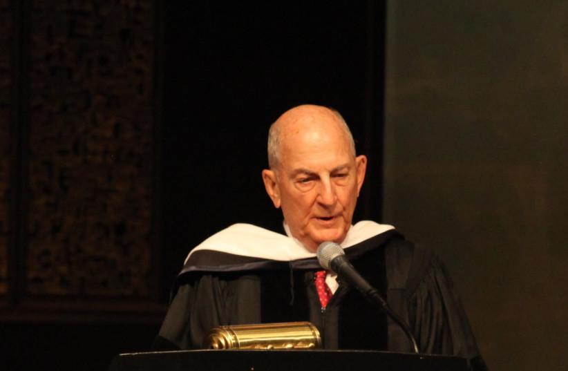 Charles Bronfman  (photo credit: HEBREW UNION COLLEGE-JEWISH INSTITUTE OF RELIGION.)