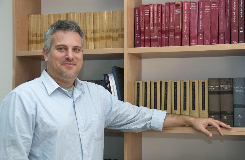Prof. Yair Bar-Haim (photo credit: Courtesy)