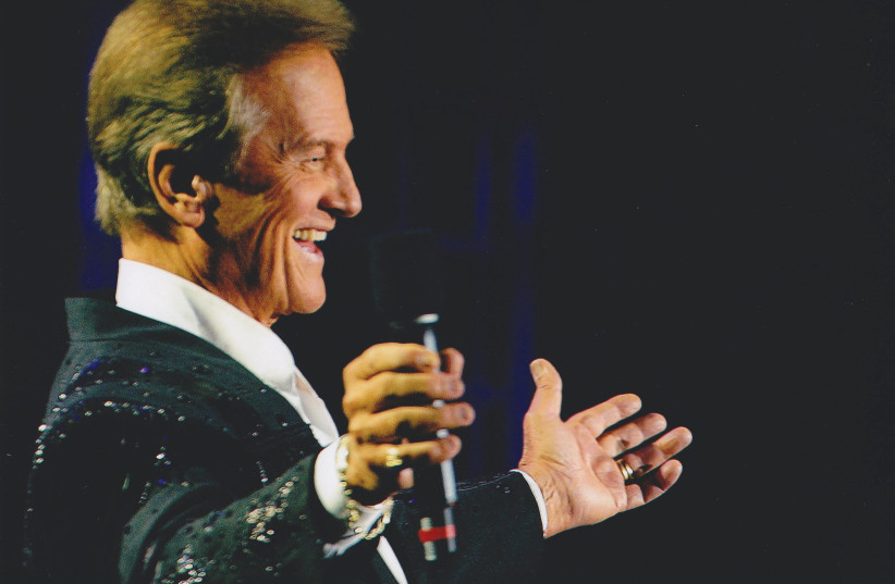 Pat Boone (photo credit: Courtesy)
