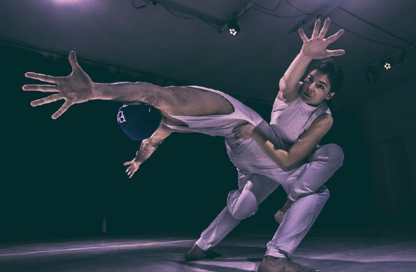Derida Dance Company performs 'F63.9' (photo credit: Courtesy)