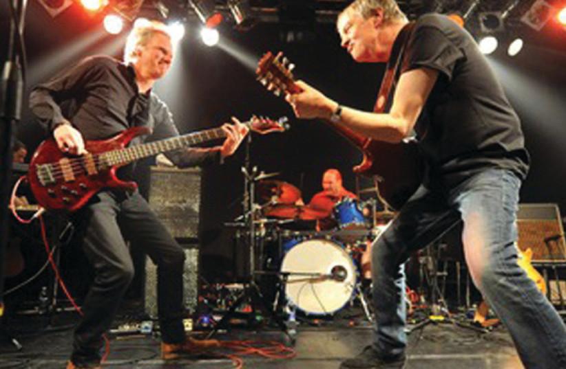 Camel British prog-rock band (photo credit: Courtesy)