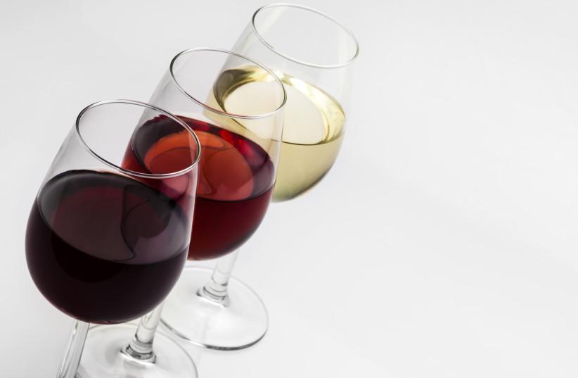 Wine (Illustrative) (photo credit: INGIMAGE)