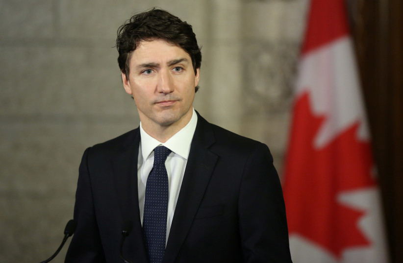 Justin Trudeau enters isolation after wife tests positive for coronavirus