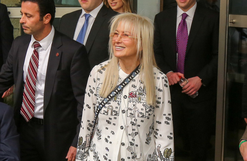 Miriam Adelson: Cannabis is a gateway drug to opioids - The Jerusalem Post