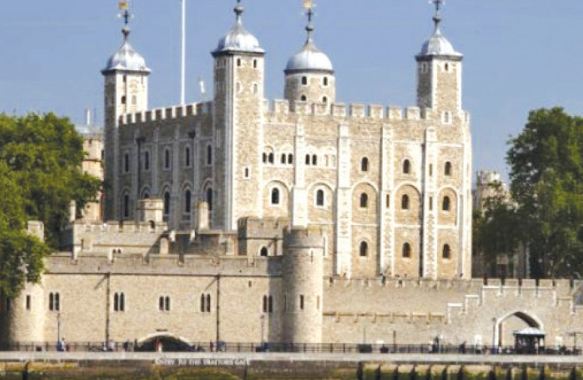 The Tower of London (photo credit: HISTORICAL ROYAL PALACES)
