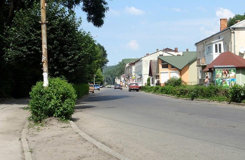 Skole, Ukraine (photo credit: HELGI [CC BY-SA 3.0 OR GFDL] / WIKIMEDIA COMMONS)