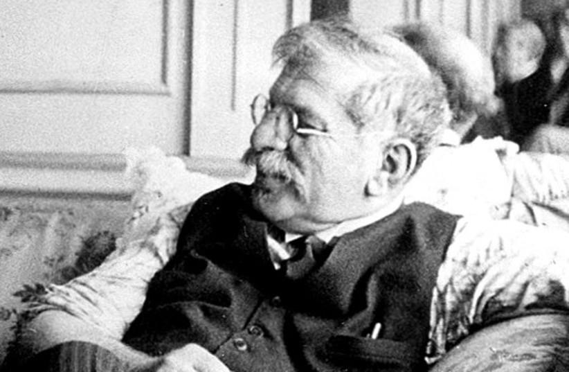 Magnus Hirschfeld (photo credit: WIKIMEDIA)