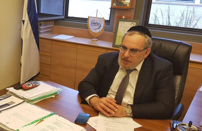 MK Yaakov Asher (photo credit: OFFICE OF MK YAAKOV ASHER)