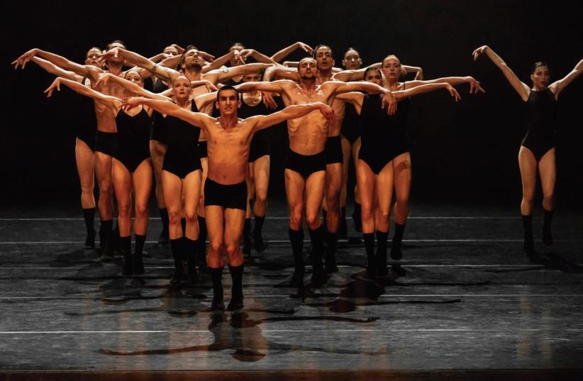 The Israel Ballet's Nova Carmen (photo credit: ARIEH VIGANDI TASHLITZKY)