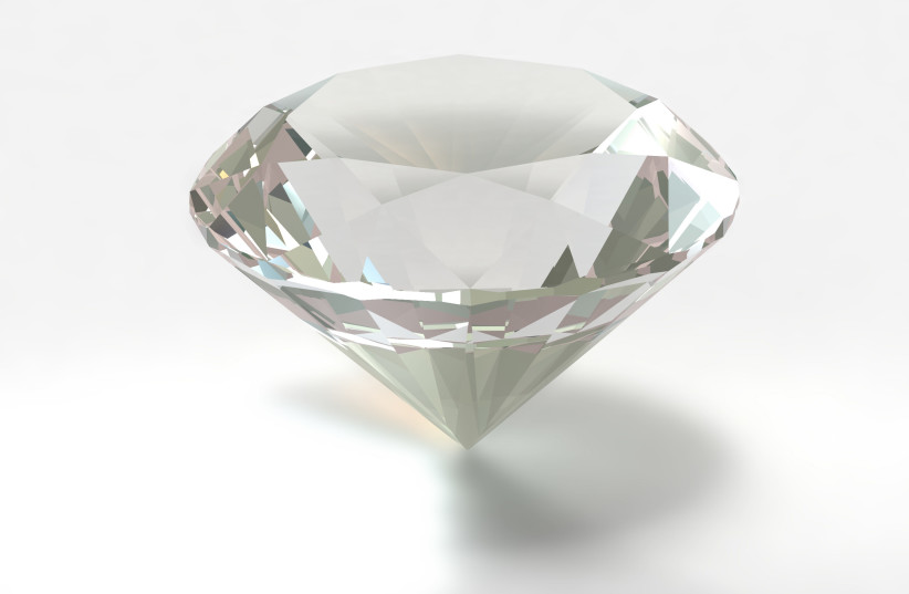 Diamond (photo credit: INGIMAGE)