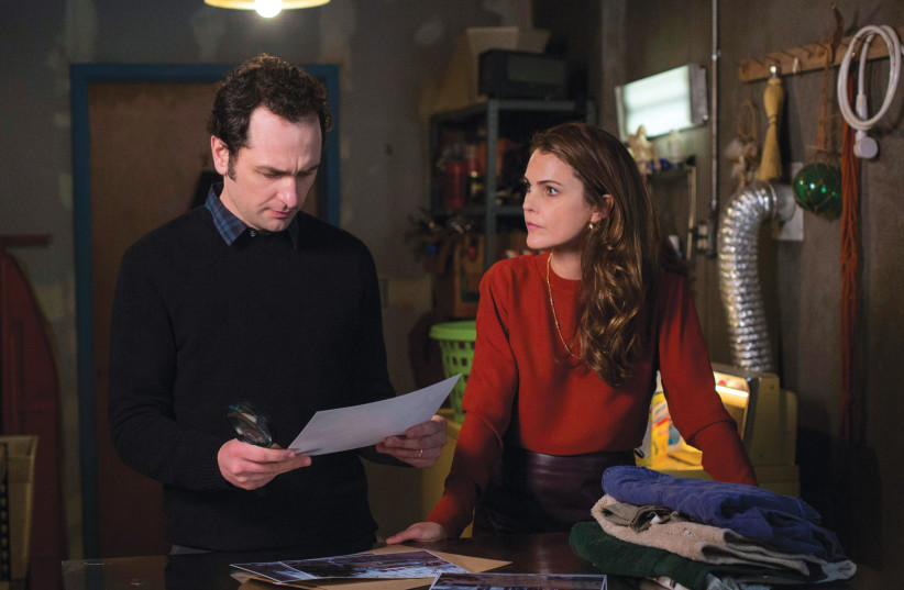 Matthew Rhys and Keri Russel in 'The Americans' (photo credit: TWENTIETH CENTURY FOX)