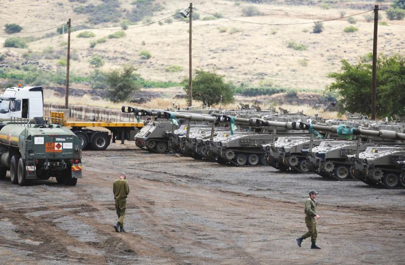 TAKE ISRAEL'S Iran concerns seriously. (photo credit: REUTERS)