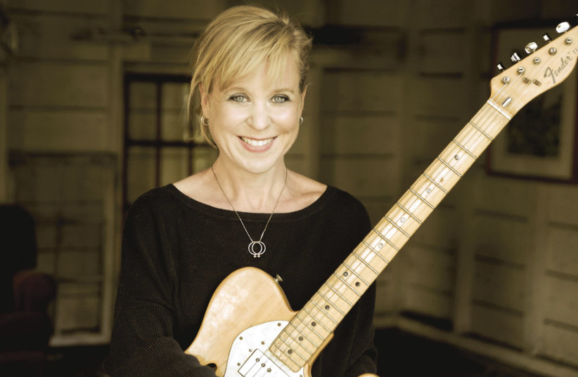 Kristin Hersh: Not caring anymore about the business and only caring about making music (photo credit: PETER MELLEKAS)