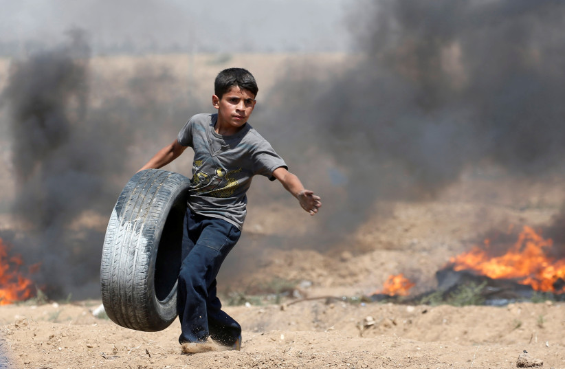 PMW report slams Palestinian Authority for using child soldiers