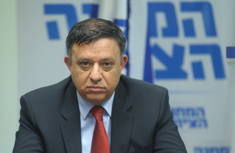 Labor Party Chair Avi Gabbay (photo credit: MARC ISRAEL SELLEM)