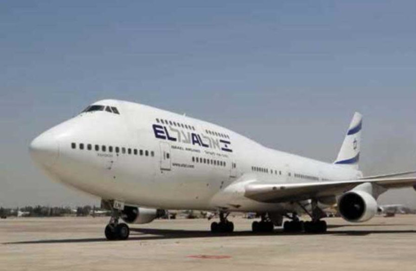 El Al is heading overseas in a bid to recruit more possible candidates. (photo credit: Courtesy)