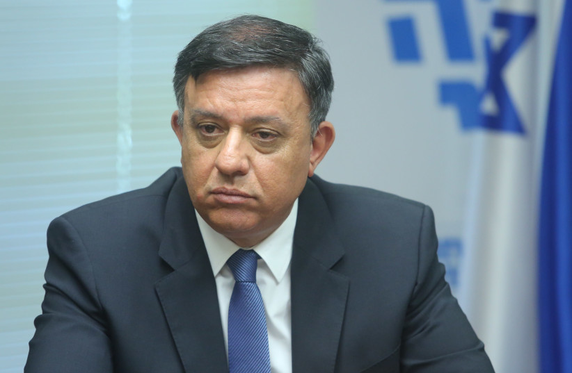 Labor Party Chair Avi Gabbay (photo credit: MARC ISRAEL SELLEM/THE JERUSALEM POST)