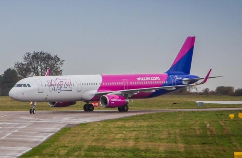 Wizz Air Announces London Eilat Route Replacing Bankrupt Monarch The Jerusalem Post