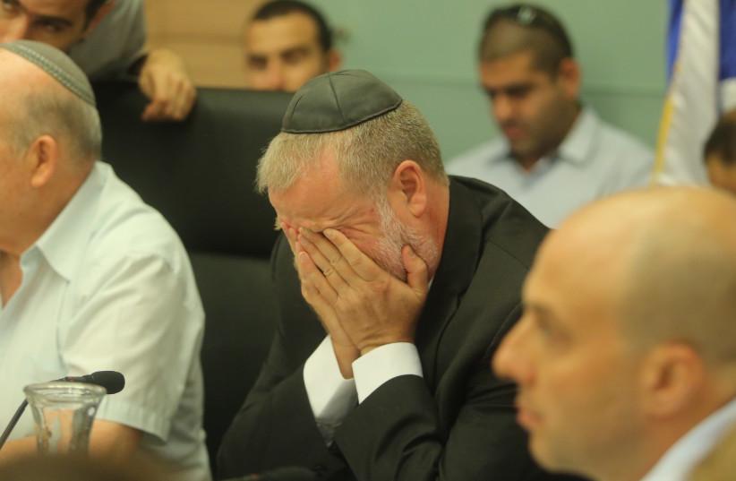 Attorney General Avichai Mandelblit (photo credit: MARC ISRAEL SELLEM/THE JERUSALEM POST)