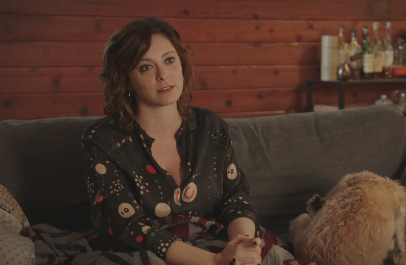 Actress Rachel Bloom (photo credit: COURTESY COMEDY CENTRAL)