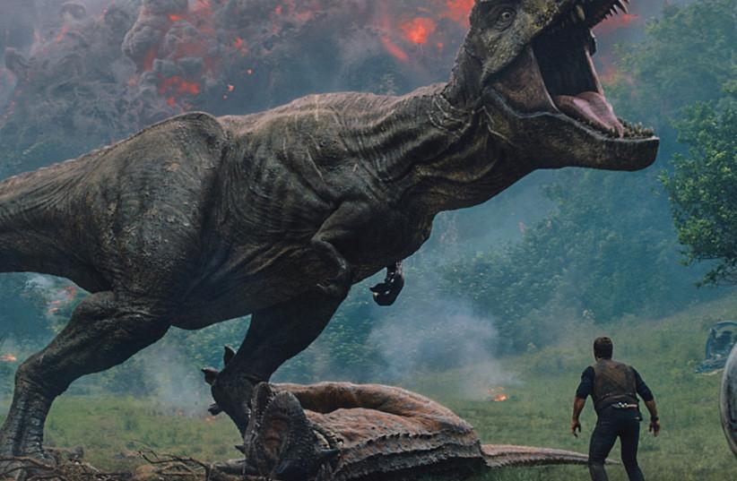 Jurassic World: Fallen Kingdom (photo credit: COURTESY TULIP ENTERTAINMENT)
