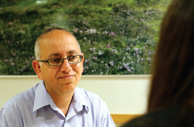 TEL AVIV-Sourasky Medical Center's oncology division, directed by Prof. Ido Wolf (pictured), focuses on the personalized screening and treatment of cancer (photo credit: Courtesy)