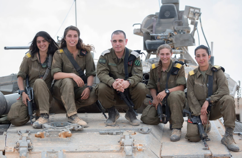 IDF, State to Supreme Court: Petition of women in tanks 'irrelevant' - The Jerusalem Post