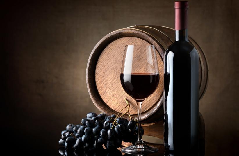 Red wine [Illustrative] (photo credit: INGIMAGE)