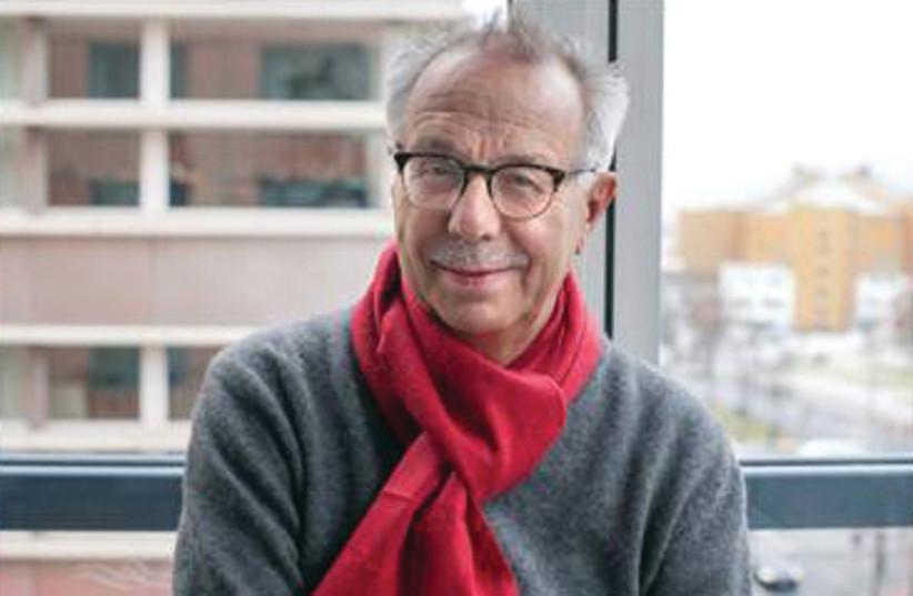DIETER KOSSLICK, the director of the Berlin International Film Festival, will receive a new award, the Force-of-Nature in Filmmaking Award, from the Sam Spiegel International Film Lab (photo credit: ULRICH WEICHERT)
