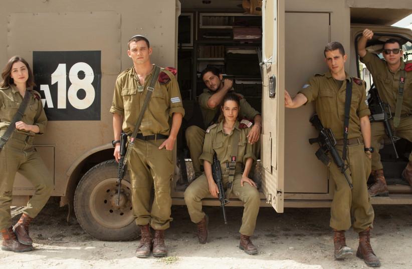 Original Israeli television series Ta'agad, July 10, 2018. (photo credit: VERED ADIR/YES)