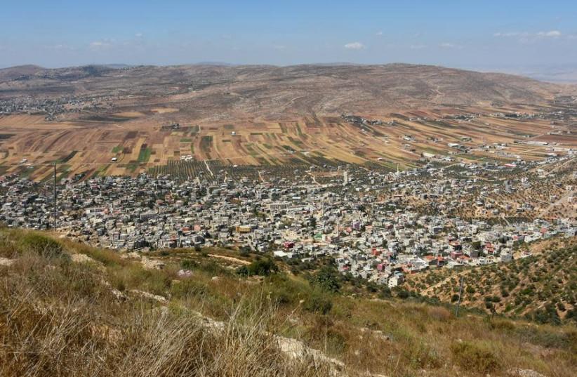 The Shomron (photo credit: ITSIK MAROM)