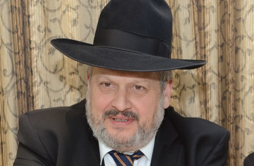 Chaim Epstein (photo credit: Courtesy)