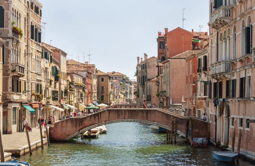 Israeli Arrested In Venice After