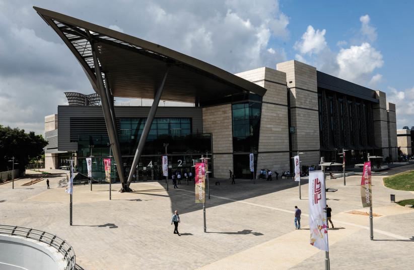 Could the Tel Aviv Fairgrounds host the Eurovision competition next year? (photo credit: Courtesy)