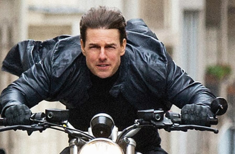 A scene from Mission: Impossible – Fallout (photo credit: Courtesy)