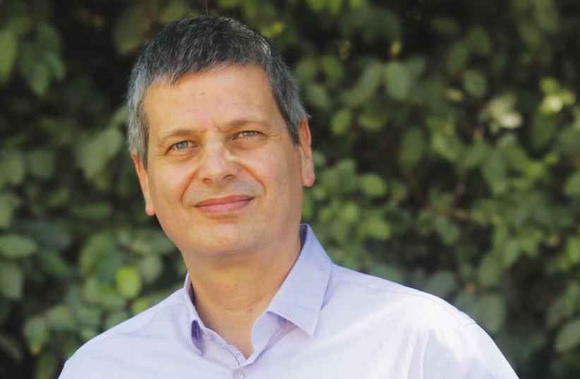 EX-SENIOR IDF lawyer Liron Libman (photo credit: MARC ISRAEL SELLEM)