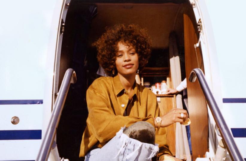 Whitney Houston (photo credit: JERUSALEM FILM FESTIVAL)