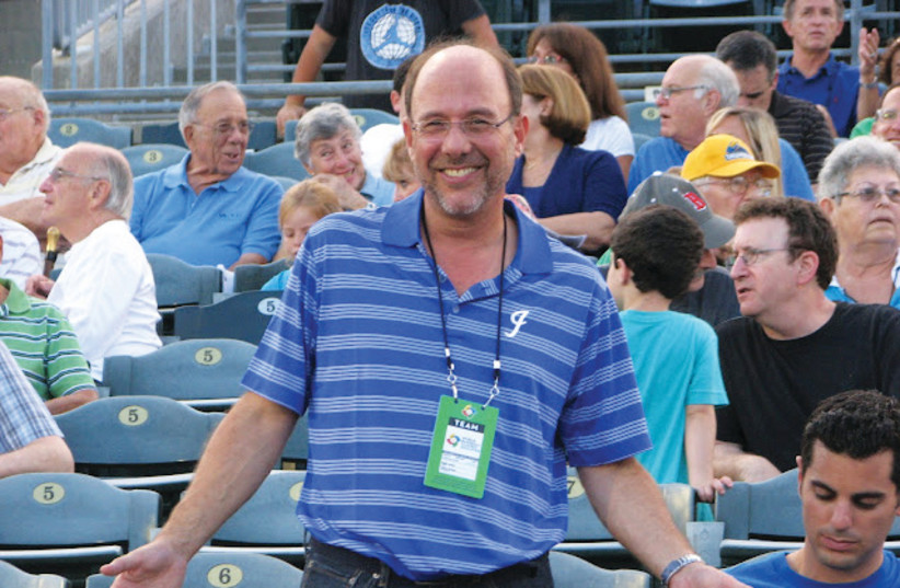 AS PRESIDENT of the Israel Baseball Association, Peter Kurz has seen a huge growth spurt of the sport in the Holy Land and, after the blue-and-white's success at the 2017 World Baseball Classic, is now dreaming of the Olympics.  (photo credit: JEWISH BASEBALL MUSEUM)