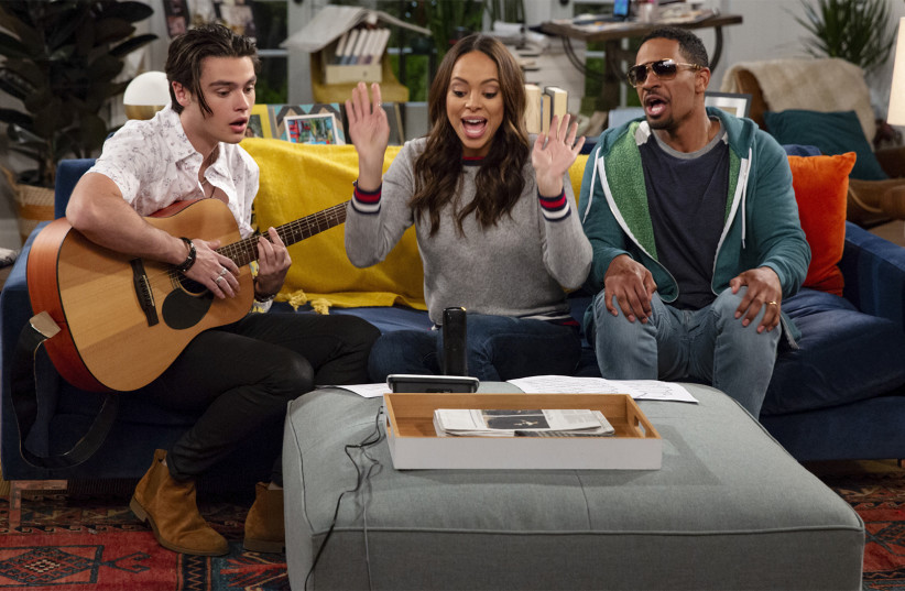 Happy Together, the new series starring Damon Wayans, Jr., will premiere this fall on CBS August 6, 2018. (photo credit: COURTESY CBS)