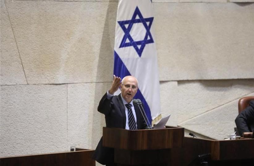 Wael Younis (photo credit: KNESSET SPOKESMAN'S OFFICE)