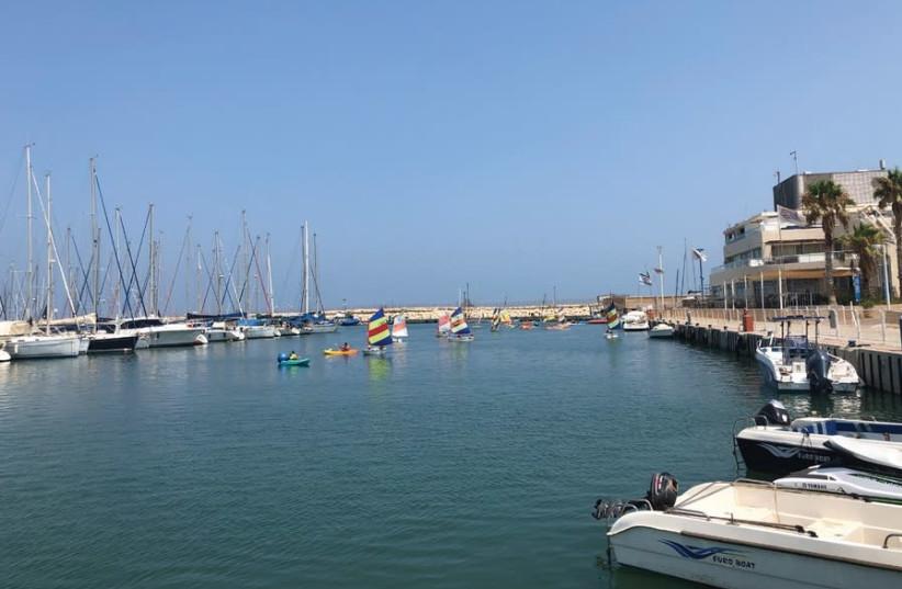 Ashdod Marina (photo credit: MEITAL SHARABI)
