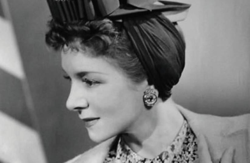 ACTRESS HELEN HAYES (photo credit: Wikimedia Commons)